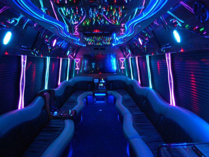 Tmx 1490909548588 Inside Of 28 Pass Bus Dunellen, NJ wedding transportation