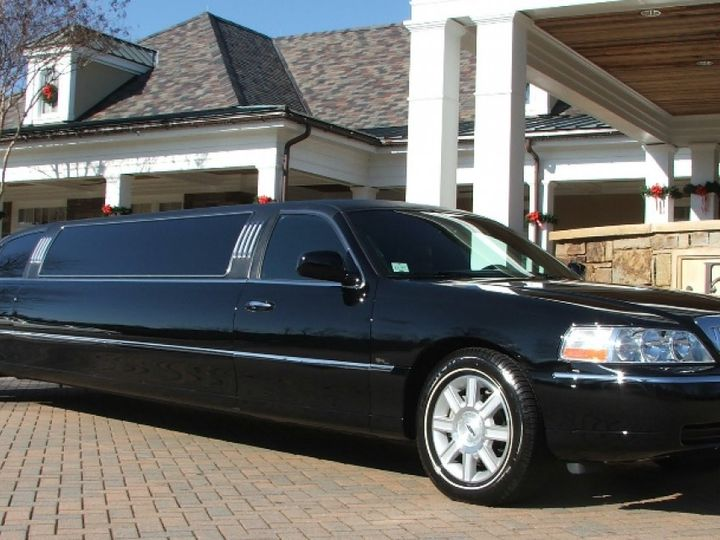 Tmx 1490909767439 Blk Stretch 8 Passenger Dunellen, NJ wedding transportation