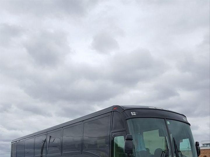 Tmx 1490910235679 55p Shuttle Bus.black Dunellen, NJ wedding transportation