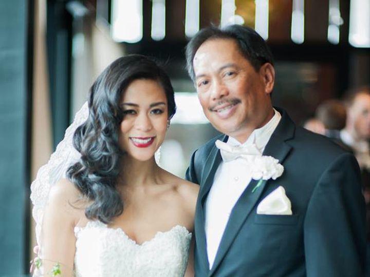 Tmx 1380636541988 Monica Domontay  Father Brooklyn, New York wedding beauty