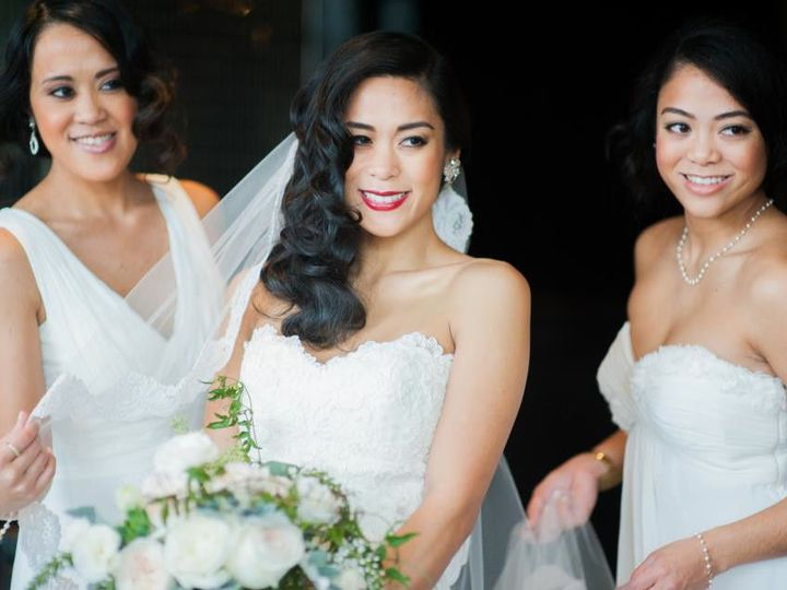 Tmx 1490389099 E08cc87777cf77bb 1380636524682 Monica Domantay Bms Brooklyn, New York wedding beauty