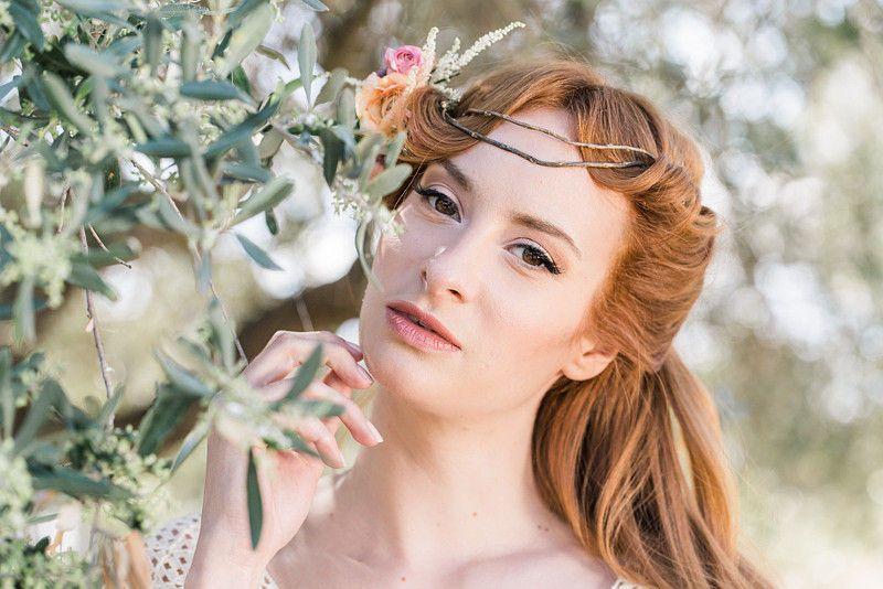 Antigoni Livieratou Make-up & Hair styling