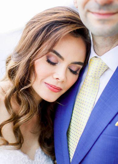 Wedding make-up in Athens