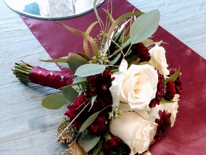 Tmx Pink And Burgungy Bouquet 51 436301 160935820491576 North Tonawanda, NY wedding florist