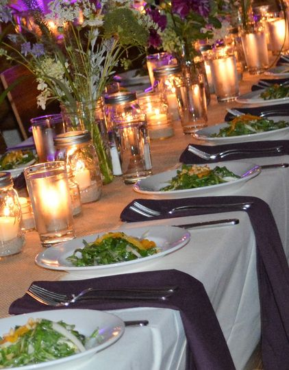 Table Setting East End Events
