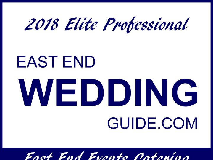 Tmx 2018 East End Wedding Guide Elite 12x12 East End Events Catering 51 707301 Mattituck, New York wedding catering
