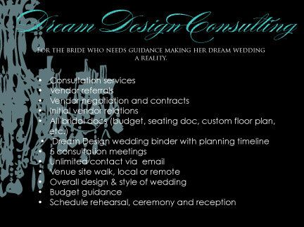 dream design consulting web