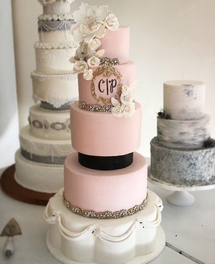 Baked To Perfection Wedding Cakes