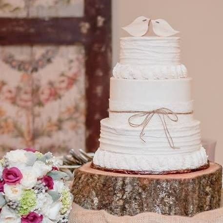 Tmx 1468083054344 Lovebirds Marietta, GA wedding cake