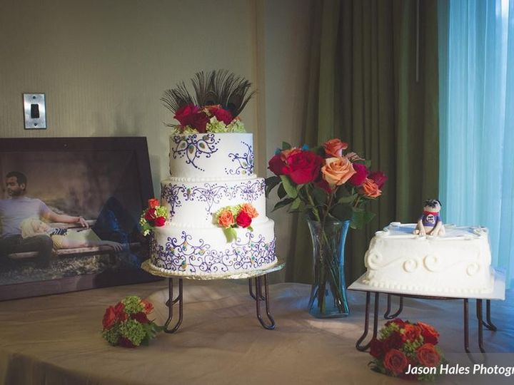 Tmx 1472953530070 Indian  Hales Marietta, GA wedding cake