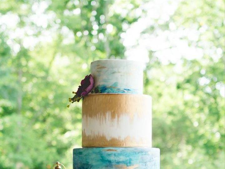 Tmx 1472953536859 Geode Cake  Horn Marietta, GA wedding cake