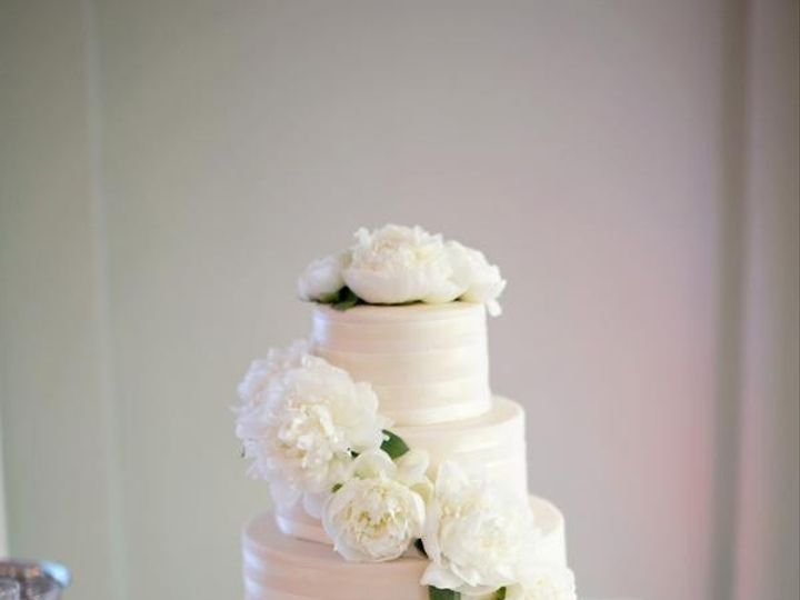 Tmx 1472953566143 4 Tier Flower Cascade  Paperlily Marietta, GA wedding cake