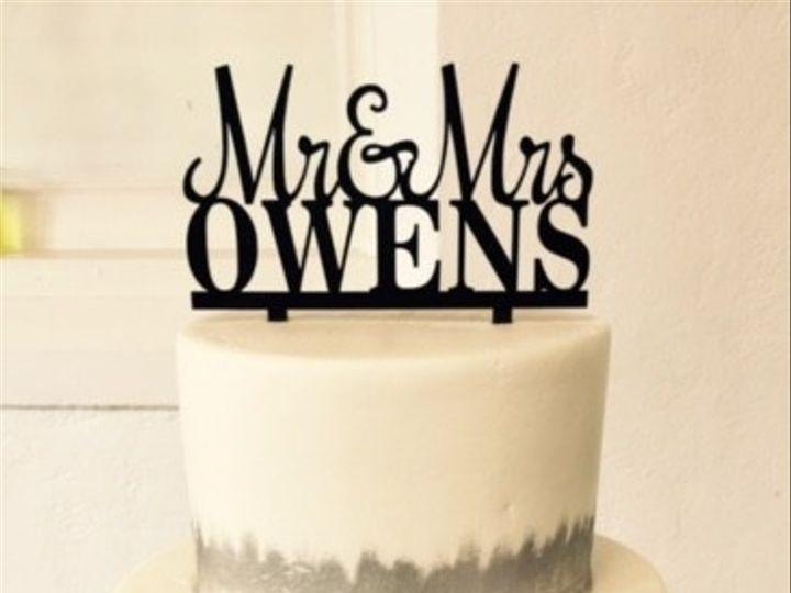 Tmx 1496170091197 Silver Marble Marietta, GA wedding cake