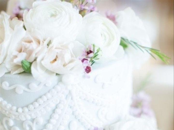 Tmx 1496250271700 2 Tier Lacy Marietta, GA wedding cake