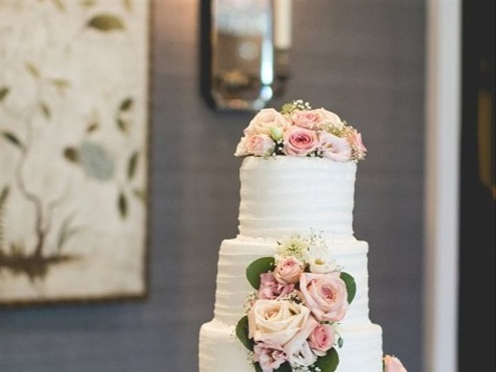 Tmx 1502389844317 Horn Marietta, GA wedding cake