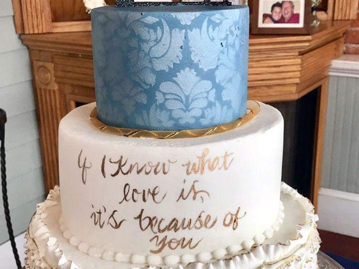 Tmx 1516227642 8823aff3b623b0a0 1516227639 657284b4bab8f4b3 1516227632749 1 WC138 Marietta, GA wedding cake