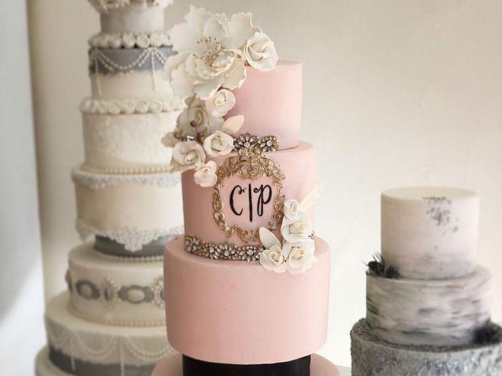 Tmx 1518460694 1fcdddad4597b411 1518460693 4f533b2d518670aa 1518460688441 3 WC150 Marietta, GA wedding cake