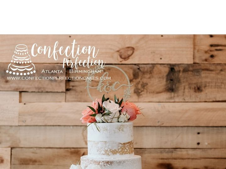 Tmx Confection Perfection Website Photos With Cp Logo 4x6s Page 299 51 147301 157670875685775 Marietta, GA wedding cake