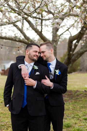 Kevin & Jeremy | March 2017 | The Hudson Manor, Louisburg, NC