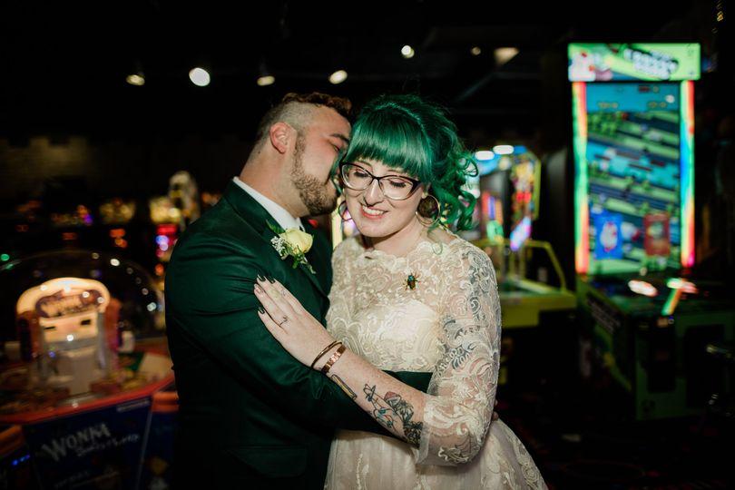 Love at the arcade