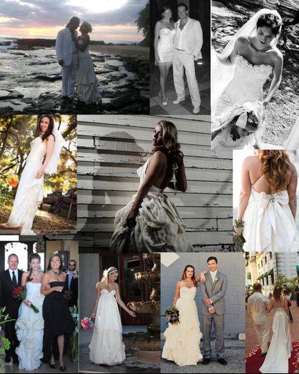 Real Brides, Deborah Lindquist