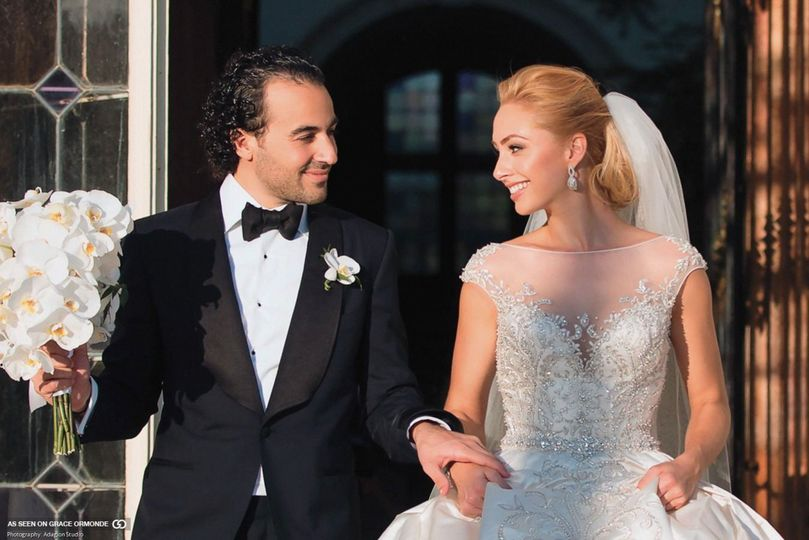 Paris Wedding Photographer: luxury Paris wedding photography featured in Grace Ormonde Wedding Style