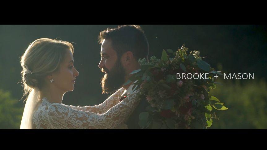 Brooke and Mason