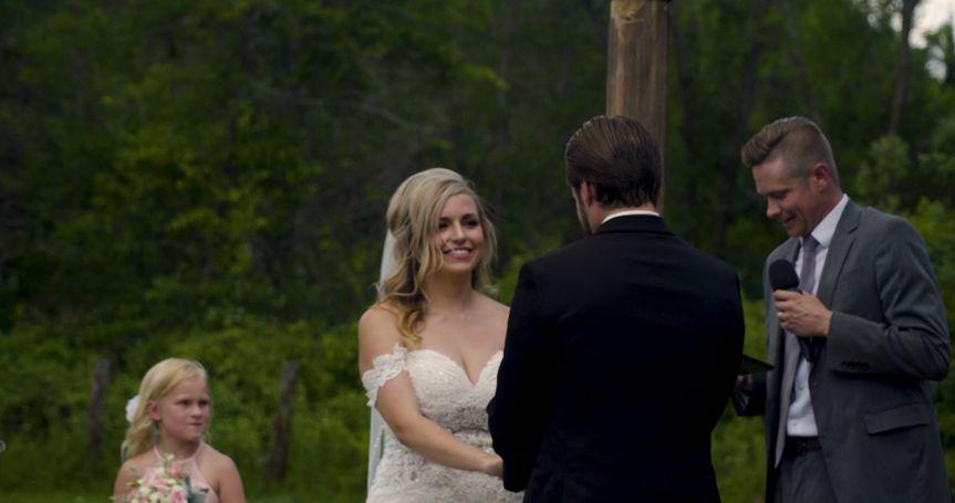 Mikayla ceremony