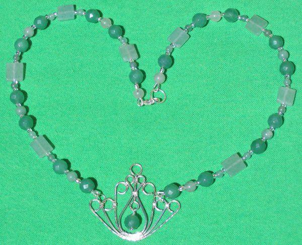 Tmx 1260062683203 ES02551DazzlingNecklaceStyleIAventurine Dunedin wedding jewelry