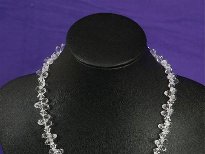 Tmx 1265821343985 BR24003SwarovskiBrioletteNecklace Dunedin wedding jewelry