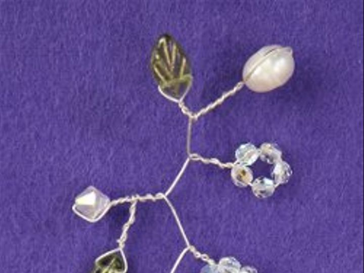 Tmx 1265821385860 BR240076CBridalVinewSwarovskiCrystals Dunedin wedding jewelry