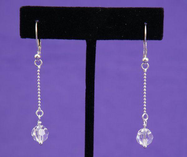 Tmx 1265821505376 BR24022CSwarovskiElegantDropStyleIIClear Dunedin wedding jewelry