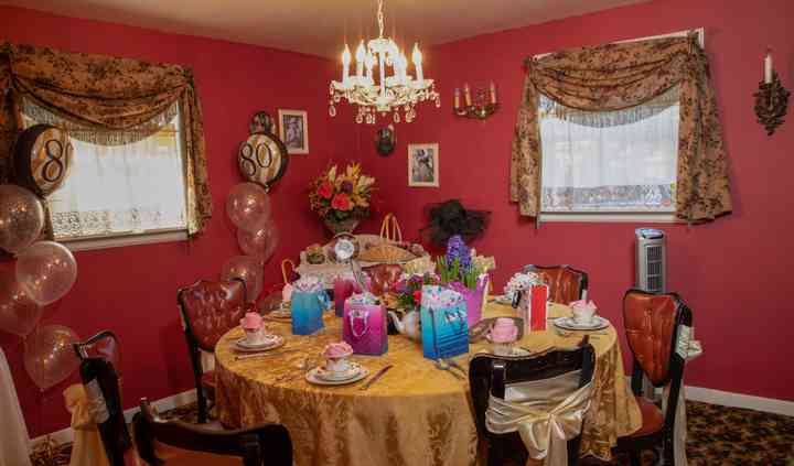 Victorian Grace Tearoom