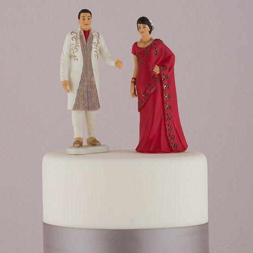 Tmx 1417916056862 9474traditional Indian Bride And Groom Figurine Ca Boston wedding favor