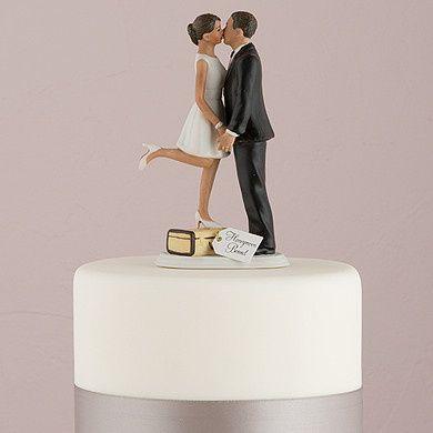 Tmx 1417916074381 9090aa Kiss And We Are Off Figurine62901c529f40700 Boston wedding favor