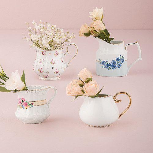 Tmx 1418575189706 9771vintage Creamer Assortment Favor Vase Set42f85 Boston wedding favor