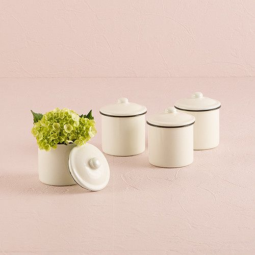 Tmx 1419789517526 9255french Provencal Mini Decorative Canister With Boston wedding favor
