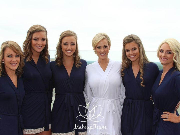 Tmx 1464783487514 Bridesmaids Group1 Charlotte, North Carolina wedding beauty