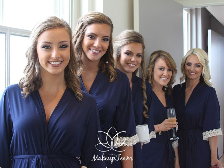 Tmx 1464783493291 Bridesmaids Group2 Charlotte, North Carolina wedding beauty