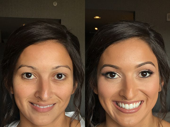 Tmx 1509477480384 Stephanie Before After Charlotte, North Carolina wedding beauty