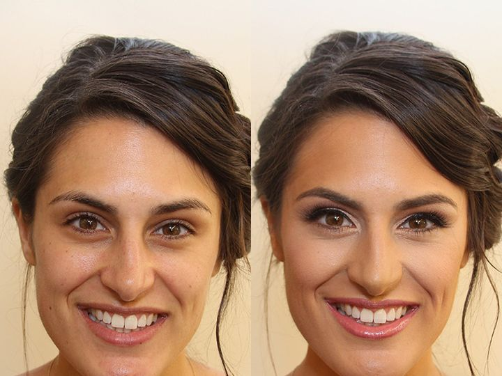 Tmx 1509477520768 Alex Before After Charlotte, NC wedding beauty