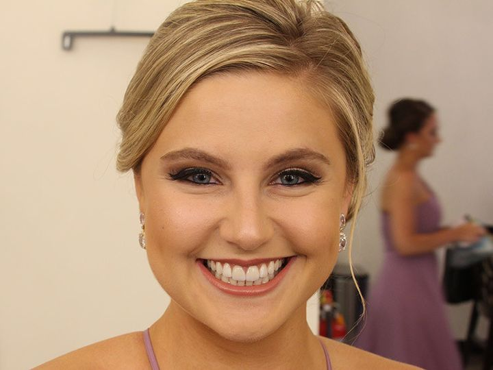 Tmx 1509477792942 Alex Bridesmaid1 Charlotte, North Carolina wedding beauty