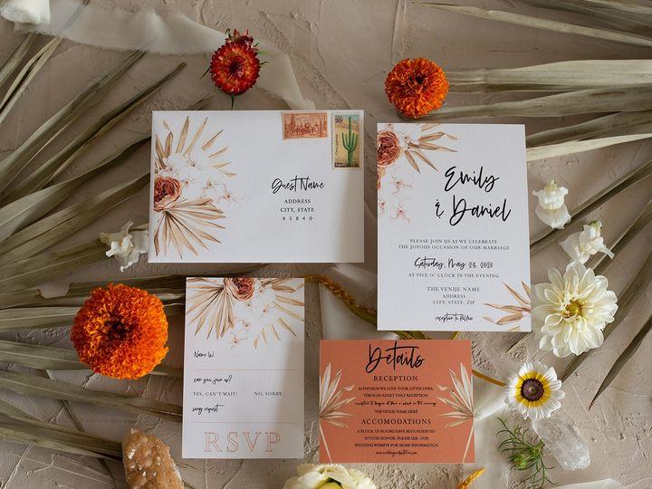 Tmx Bt1 4259 51 1942401 159673000762693 Bowling Green, OH wedding invitation