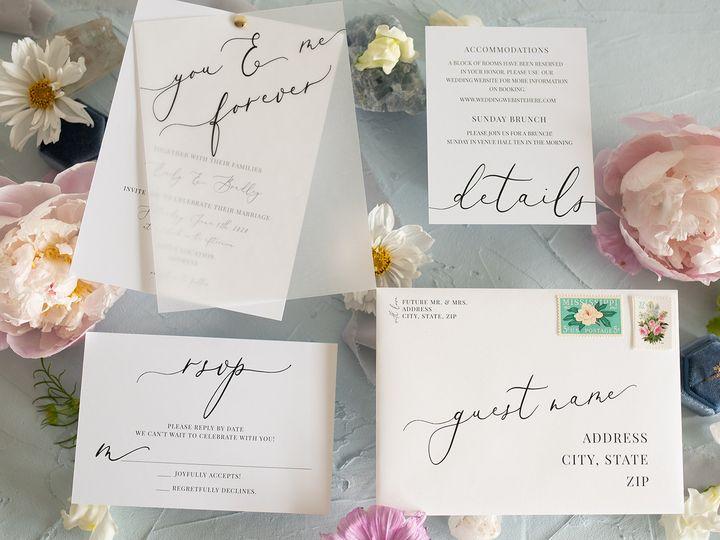 Tmx Bt1 4384 51 1942401 159673000686433 Bowling Green, OH wedding invitation