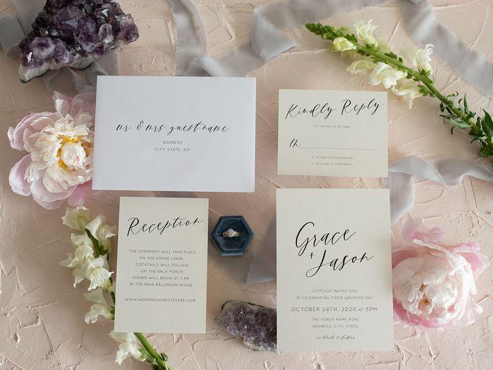 Tmx Bt1 4618 51 1942401 159673000829546 Bowling Green, OH wedding invitation