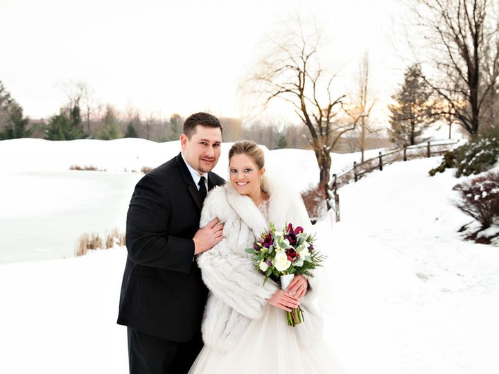 Tmx 1458673134089 Bg Outside Snow Horsham, Pennsylvania wedding venue