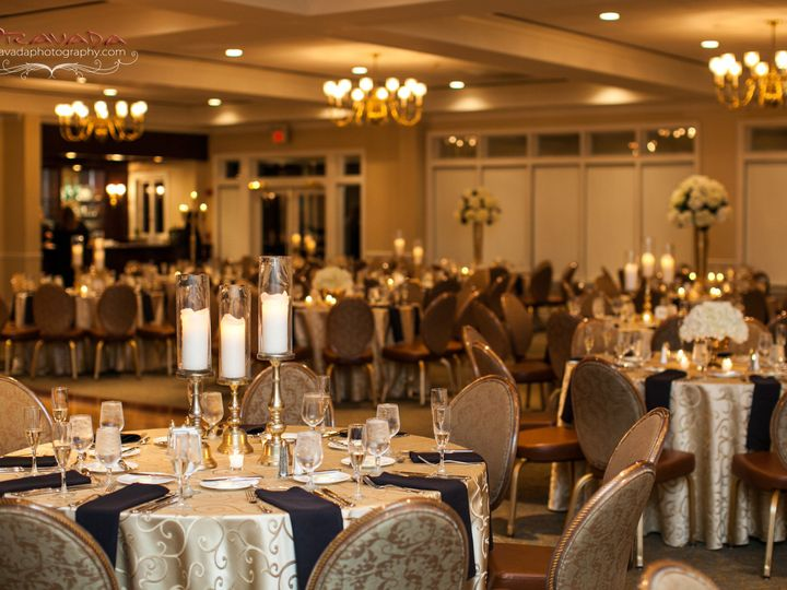 Tmx 1484243092891 Ballroom Set Up Horsham, Pennsylvania wedding venue