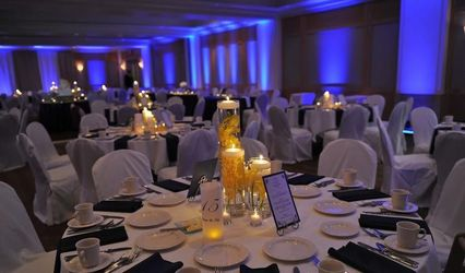A Bride's DJ & Uplighting