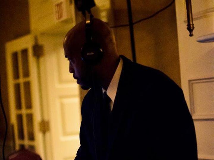 Tmx 1377787809533 Marcus.on.tables   Copy   Copy Asheville wedding dj