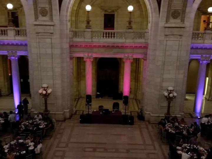 Tmx 1431360762867 Cleveland City Hall Rotunda Tim 5.9.2015 Asheville wedding dj